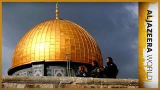 Al Jazeera World - Jerusalem: Dividing al-Aqsa