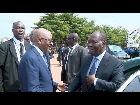 Le Chef de l'État a pris part à la Fête de l'indépendance du Mali