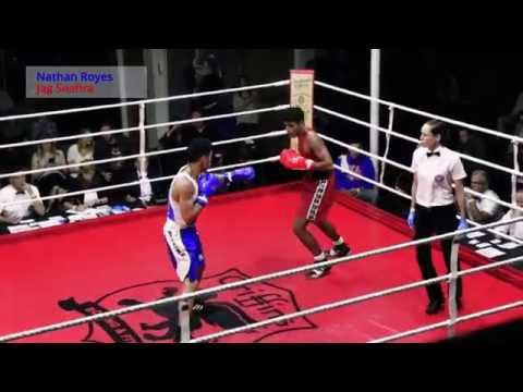 Griffins Boxing and Fitness Western Canadian Championships 2015 Highlights