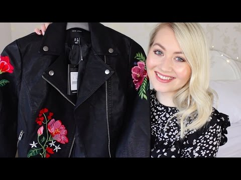 Biggest New Look Haul EVER: Clothing, Lingerie & Pyjamas | Meg Says