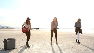 James Bay - Hold Back The River (Official Music Video Acoustic Cover) | Gardiner Sisters