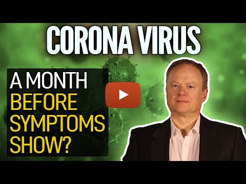 Coronavirus: Up To 24 Days Before Symptoms Start Showing?