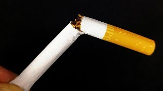 3 Life Hacks for Cigarette