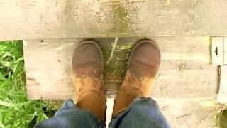 How to make a Slippery Stair Repair Safety Repair, Farm house Country Living Repair