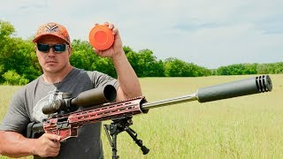 World's Longest Shot on a Flying Clay Target? | Gould Brothers