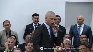 Não empreste a sua boca para o diabo - Pastor Júnior Trovão