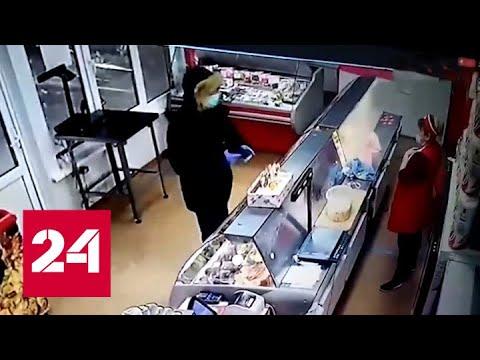 Волгоградец дважды пытался ограбить один и тот же магазин