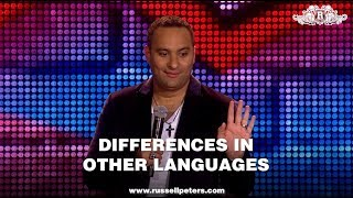 Flashback Friday - Differences In Other Languages