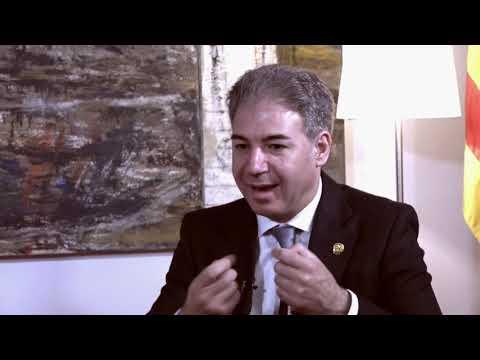 Entrevista a Enrique Sapiña - Certamen Diputació de València 2019
