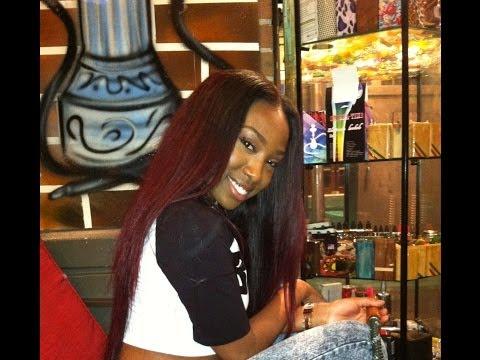 splat purple on black hair dark brown hairs dark brown hairs