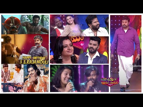 Sridevi Drama Company latest promo- 10th October 2021