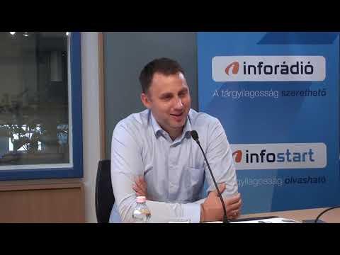 InfoRádió - Aréna - Virág Barnabás - 2021.06.23.