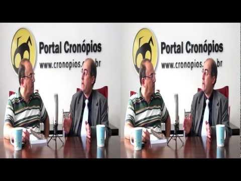 Videocast Cronópios com Francisco Soares (2ª visita)