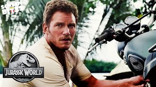 Claire Asks Owen For Help | Jurassic World | SceneScreen