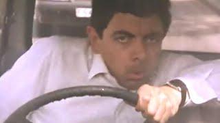 Mr. Bean fährt zum Zahnarzt