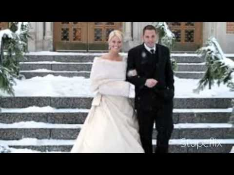 Winter weddings in Denver Colorado with A Memory Lane Event