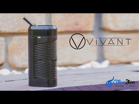 video Vivant Alternate Portable Vaporizer