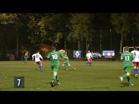 Vorschlag für das Tor der Hinserie 14/15 - Kristian Harling (Hamburger SV III) | ELBKICK.TV