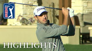 Patrick Cantlay's extended highlights | Round 2 | AT&T Pebble Beach