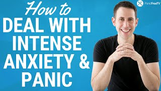 How to Deal with Intense Anxiety and Panic Attacks (Dr. Glenn Livingston interviews Michael Norman)
