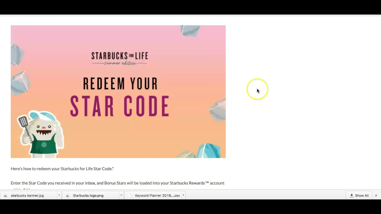 Real Star Codes For Robux How To Get Star Code Starbucks