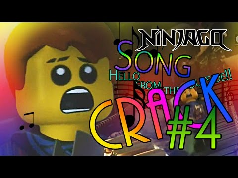 The Weekend Whip Lego Ninjago Official Theme Song The Fold
