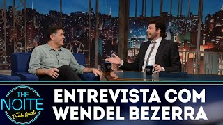 MIX PALESTRAS   Wendel Bezerra   Entrevista com Wendel Bezerra   The Noite