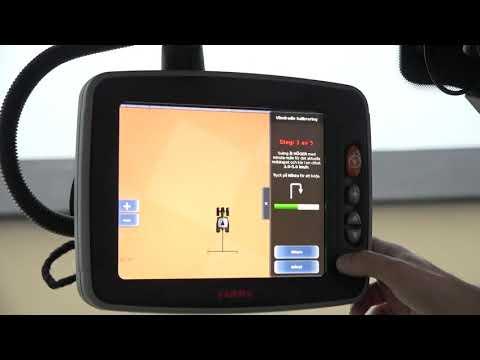 3# CLAAS GPS - TURN IN