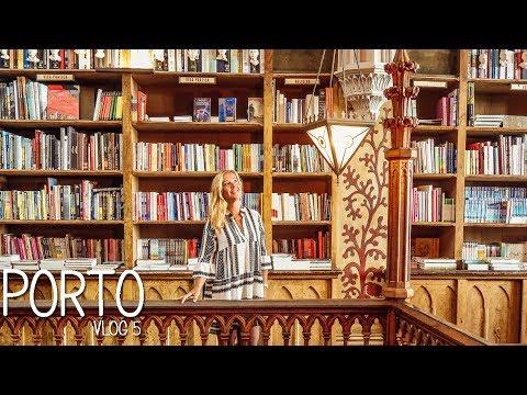 Porto: Livraria Lello - Vlog 5