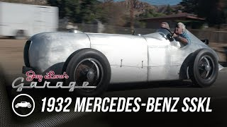 1932 Mercedes-Benz SSKL - Jay Leno's Garage