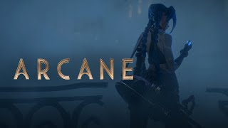 Arcane: Animated Series | Official Netflix Announcement