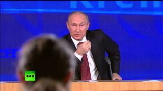 Putin: I know when world will end, not afraid of apocalypse