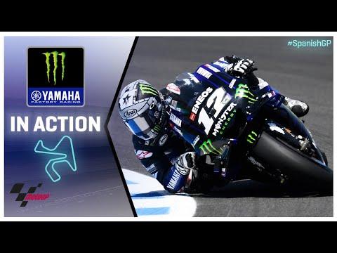 Yamaha in action: Gran Premio Red Bull de España