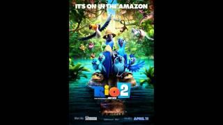 Rio 2 Soundtrack – Beautiful Creatures – Andy Garcia and Barbatuques ft Rito Moreno