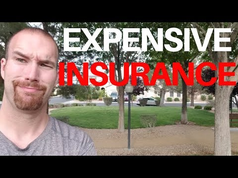 Why Can Buying Auto Insurance In Las Vegas Be So Expensive?