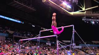 Simone Biles - Uneven Bars - 2013 AT&T American Cup