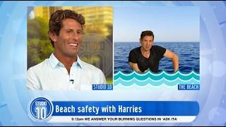 Beach Safety With Bondi Lifeguard Harries
