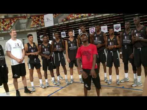 Basketball Without Borders: Africa 2016