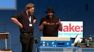 MAKE: Günstige Lasercutter sicherer machen – so geht's