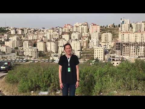 Hälsning från Gaza, maj 2018