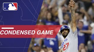 Condensed Game: LAD@SD - 7/12/18