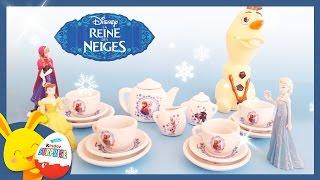 Reine des neiges - La dinette pour enfants - Jouets - Titounis