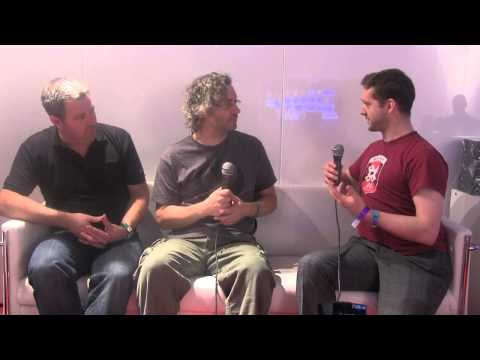 EGX: OnLive - Interview with James Bevan and Rick Sanchez - With a special offer!