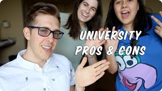 Should You Go To University? Pros & Cons