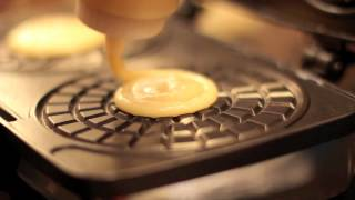 Making Pizzelle with Ola and Ali - a short film by Frank Mazzuca of FAMILY STYLE