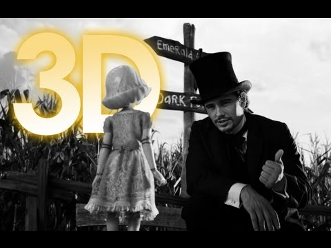 OZ El Poderoso - Trailer 1 Español Latino - FULL HD 3D