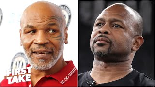 Roy Jones Jr. acknowledges the danger in fighting Mike Tyson | First Take