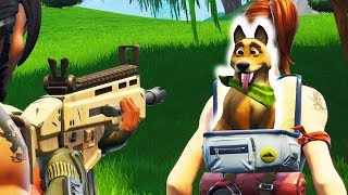 What Happens If You Shoot A Pet In Fortnite...?
