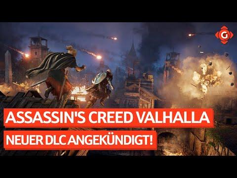 AC: Valhalla: Paris-DLC angekündigt! Joy-Con-Drift: Problem wurde gelöst? | GW-News 27.07.21
