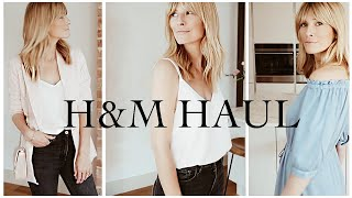H&M HAUL | SPRING SUMMER OUTFIT IDEAS (2019)